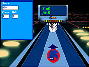 Sonic the Hedgehog SonicX Bowling