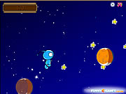 Click to Play Space Travelling