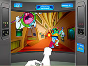 Click to Play Space Ranger Training