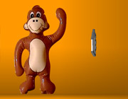 Click to Play Spank The Monkey