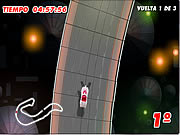 Click to Play Speed Racer Meteoro