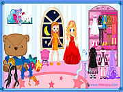 Click to Play Sue Friend's Dress up