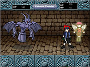 Click to Play Digital Angels: Summoner Saga 1