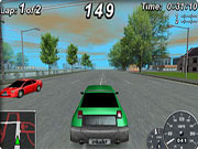 Click to Play Sunset Racer 1.X: Evolution