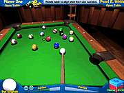 Click to Play Real 3D Pool
