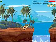 Click to Play Tarzan and Jane - Jungle Jump