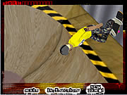 Click to Play Thrash N' Burn Skateboarding