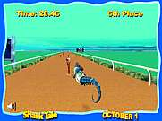 Click to Play Shark Tale The Big Race