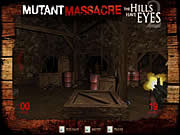 The Hills Have Eyes Mutant Massacre