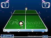 Click to Play Garfield's Ping Pong