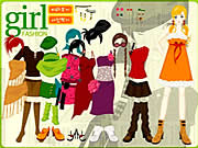 Click to Play Super Girl Fashion