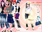 Click to Play Dress Up Sporty Girl
