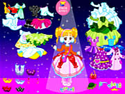 Click to Play Cartoon Girl