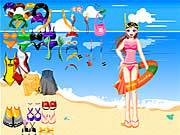 Click to Play Bikini Girl