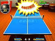 Click to Play Da Bomb Pong