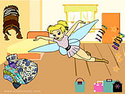 Click to Play Tinkerbell Dress up 6