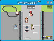 Click to Play Tobby Race Car