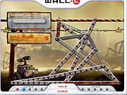 Click to Play Wall-E Trash Tower