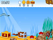 Click to Play The Treasure Ocean