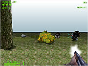 Click to Play Turkey Shootout 3D