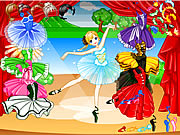 Click to Play Tutu Dancer Dress Up