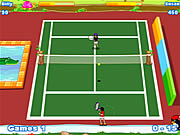 Click to Play Twisted Tennis