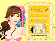 Click to Play Vicky Dressup
