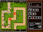 Click to Play Village Defense