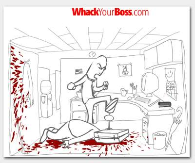 Click to Play Whack Your Boss 17 Ways! (NEW)