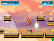 Click to Play Whooly 2: Ranco and the Spaceship to Moonyland