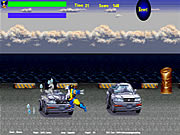 Click to Play Wolverine Car Smash