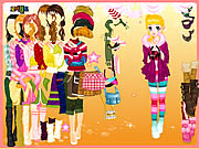 Click to Play Wonder Dress up