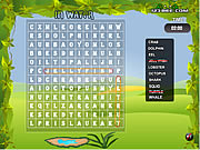 Click to Play Word Search Gameplay - 28