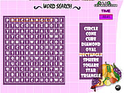 Click to Play Word Search Gameplay - 15