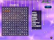 Click to Play Word Search Gameplay - 19