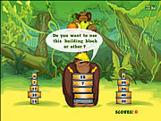 Click to Play Monkey's Tower