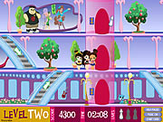 Click to Play Bratz Babyz: Mall Crawl