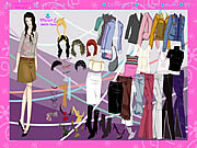 Click to Play Back to Work Dressup