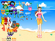 Click to Play Beach Wear Dressup