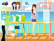 Click to Play Boulevard Dress up