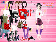 Click to Play Cartoon Print Dressup 2