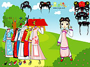 Click to Play Chinese Princess Dressup