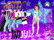 Click to Play Dancing Star Dress up