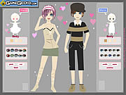Click to Play Date Styles Dressup