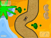 Click to Play Desert Race