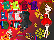 Click to Play Dora Doll Dressup