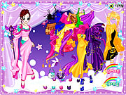 Click to Play Dream Dancer Dressup