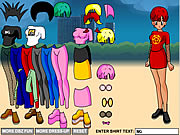 Click to Play Dressup Bulma