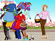 Click to Play Dressup Girl Summer 2008 Collections