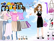Click to Play Eline Dress up